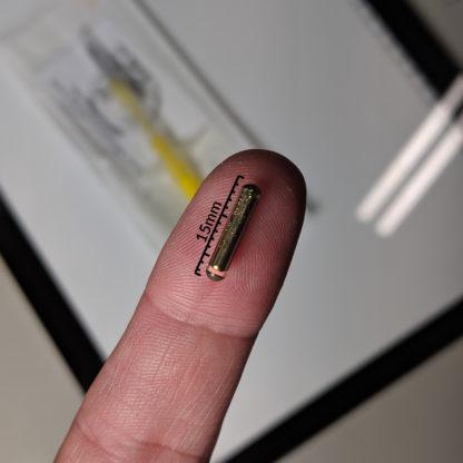 xG3 Biomagnet on finger